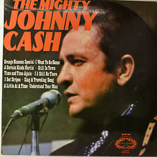 """JOHNNY CASH - THE MIGHTY JOHNNY CASH 12"""" LP (O205)"""