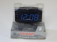 Sharp Tech LED Alarm Clock SPC106x