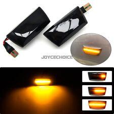 Side Marker LED Dynamic Light Blinker For Opel Astra H MK5 Insignia Zafira Adam