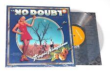 "NO DOUBT Tragic Kingdom 12"" LP on LTD CLEAR TRANSLUCENT VINYL Gwen Stefani NEW"