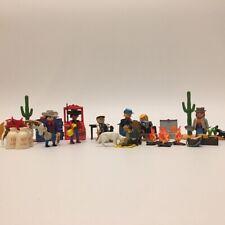 PLAYMOBIL GEOBRA | Cowboys / Bandits / Robbers | Wild West | Horses Dog Hats