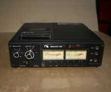 Nakamichi 550 Professional Tape Player Versatile Cassette System Recorder
