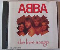 ABBA (CD)  THE LOVE SONGS