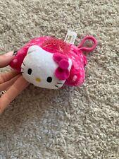 Sanrio Hello Kitty Pillow Pets Dream Lites Starry Sky Projector Mini Keyclip