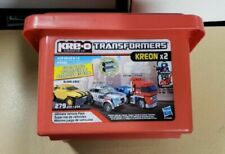 KRE-O Transformers Kreon A4583 Ultimate Vehicle Bucket Hasbro