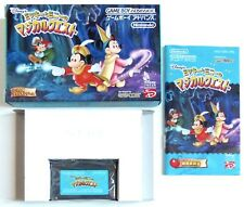 MICKEY AND MINNIE Magical Quest Nintendo Game Boy Advance GBA Jap Japan