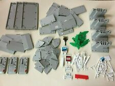 HUGE LOT - 117 Tomy Tomica Hypercity Interlocking Pavement Sections, Accessories