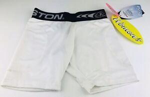Easton Girls Sliding Shorts White Size Medium Girls