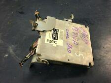 2002 Toyota Previa ECU 2.0 D4D 89661-28850 DENSO 175800-5102 ENGINE CONTROLLER