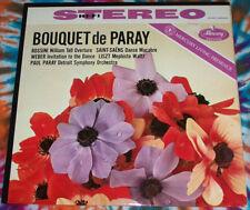 BOUQUET de PARAY MERCURY RECORDS SR 90203 Near Mint LIVING PRESENCE R*A*R*E