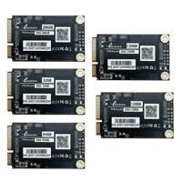SSD 64GB 128GB 256GB 512GB 1TB mSATA State Drive AU SATA FAST Laptop D3C2