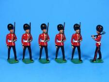 MI-069 - 6 British Grenadiers Marching - Manufacturer Unknown