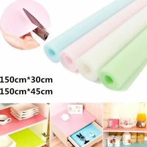 Waterproof Non Slip Kitchen Cabinet Liner Food Pad Cupboard Placemat Table Mat
