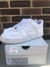 Nike Air Force 1 Uk7 Us8 White