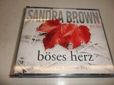CD  Sandra Brown Böses Herz