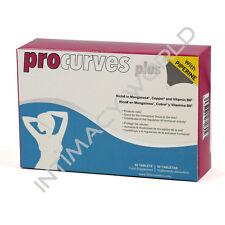 PROCURVES PLUS con Piperina del seno miglioramento Enhancer più solido Forma 60 Pillole