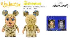 "Haunted Mansion Sinister Portrait Blonde and Medusa 3"" Vinylmation LE 1000"