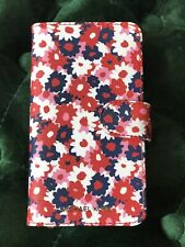 $80 MICHAEL MICHAEL KORS Carnation Folio Case For iPhone X Flowers Begonia