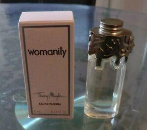 WOMANITY - EDP 5 ML Boite Etroite de THIERRY MUGLER