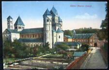 Germany~1900's LAACH~ABTEI MARIA LAACH ~ Abbey Cloister