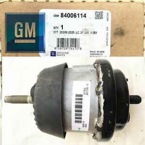 Genuine OEM 2009-2017 Chevy Traverse Transmission Mount,Trans Mount, GM 84006114