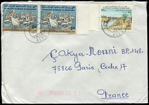 Maruitania 1983 Pelican & Animal Stamps on Cover (323)