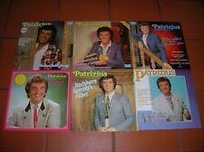 """12"" - LP-Sammlung - PATRIZIUS - 6 LPs - near MINT !!!"