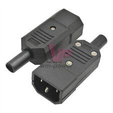 M9D Enchufe Macho 9-Pin Mini DIN para el sistema promedia Gmx