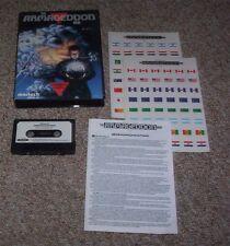 C64: the Armageddon Man-MARTECH 1987
