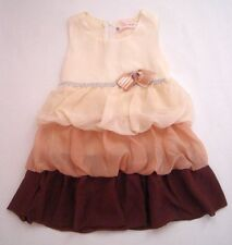 New With Tag Tiered Party Flower Girl Dress Size 7
