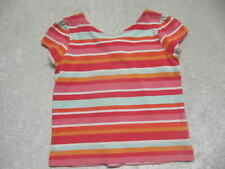 "Gymboree ""Tropical Garden"" Tropical Strip Top, 2T"