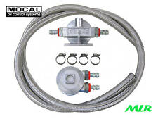 MOCAL REMOTE OIL FILTER KIT ASTRA 2.0 16V CALIBRA TURBO M18 3/4UNF M20 FK8