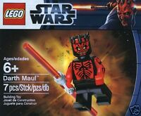 LEGO Star Wars Sondersets Darth Maul 5000062 'oben ohne' shirtless