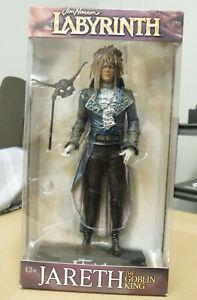McFarlane Toys Jareth Goblin King Action Figure Jim Henson's Labyrinth bowie NEW