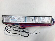 11 GE 75952 GE132-MVPS-L 120/277V ELECTRONIC PROGRAM START BALLAST FOR T8 LAMPS