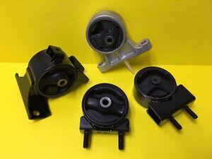 02-07 Suzuki Aerio Engine Motor & Transmission Mount Set (4 PIECE)