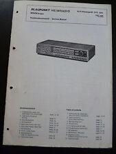 Original Service Manual Blaupunkt Heimradio  STG 2091