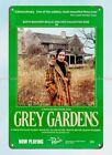 residential interior design Grey Gardens 1975 movie poster metal tin sign