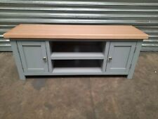 Greyton Painted Oak TV Unit (SL496)