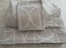 George Single Duvet Cover Fitted Sheet Pillow Case Vgc