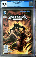 Batman And Robin #8 CGC 9.4 DC Comics 2012