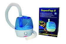 Lucky Reptile Super Fog II / Luftbefeuchter Vernebler Fogger / Super Fog 2