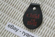 Supreme Child Of Hell Keychain leather rare tnf box logo CDG FW15