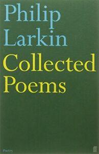 Philip Larkin: Collected Poems (Faber Poetry) by Larkin, Philip Paperback Book