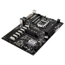 ASRock H110 Pro BTC+ Motherboard Intel 1151 Sockel, H110 Chipsatz mehrfarbig