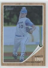 2011 Topps Heritage Minor League Edition Blue Tint /620 Barret Loux #160