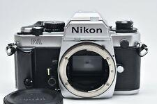 [ près De Mint Avec / Bracelet] Nikon FA Argent Corps Seulement 35mm Reflex
