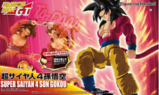 "Figure Rise Standard Dragon Ball ""Super Saiyan 4 Son Goku"" Plastic Model F/S JP"