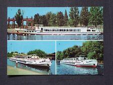 Ansichtskarte VEB (K) Verkehrsbetriebe Potsdam - Weiße Flotte, Echtfoto 1978