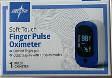 Soft-Touch Finger Pulse Oximeter OLED Display Pulse, Heart Rate & SpO2